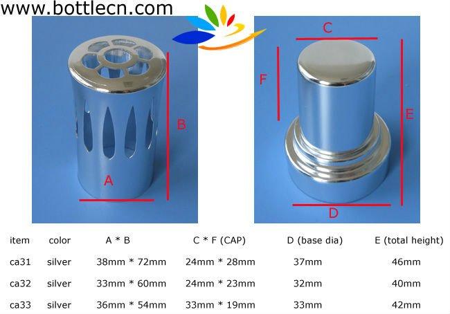 glass bottle incense oil burner metalic burner lampe. Black Bedroom Furniture Sets. Home Design Ideas