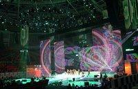 Sinoela Full Color Transparent Soft Flexible Stage Led Curtain ...