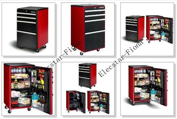 Mini Kühlschrank Temperatur Einstellbar : Werkzeugkasten kühlschrank mini kühlschrank garage kühlschrank