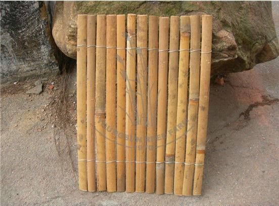 Natural Split Bamboo Fence Buy Split Bamboo Fence Garden