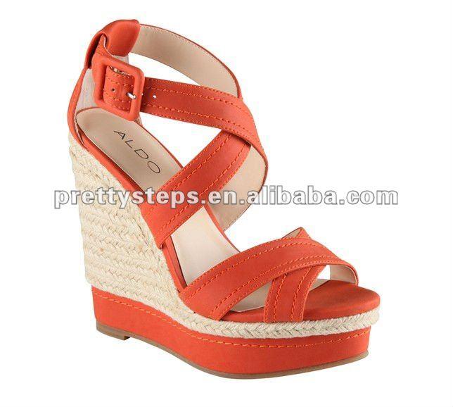 2013 Pretty Steps New Designer Summer Leather High Heels For Women ...