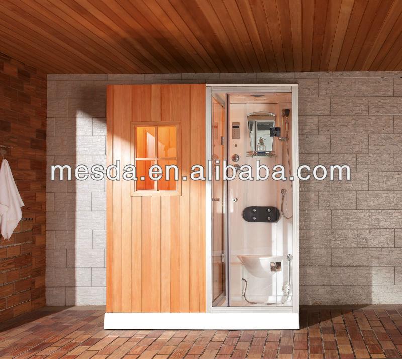 Amazing Sauna Room,Sauna Shower Combination WS 180100 1