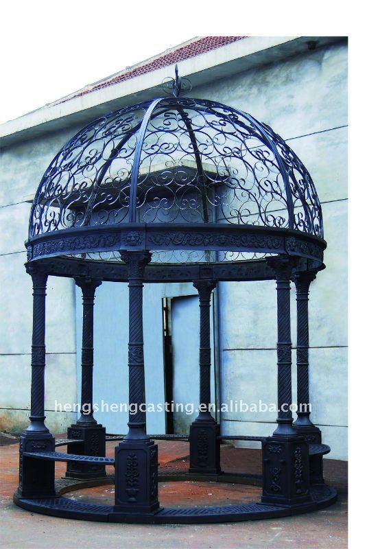antique outdoor round metal gazebo buy metal decorative gazebo outdoor round metal gazebo. Black Bedroom Furniture Sets. Home Design Ideas