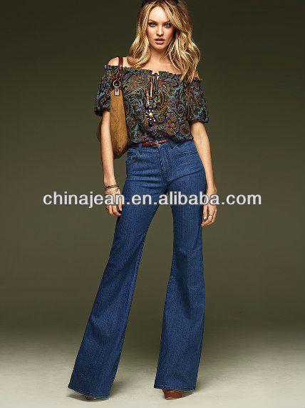 2015 Popular Sexy Women Flare Jeans (jx2048) - Buy Sexy Women ...