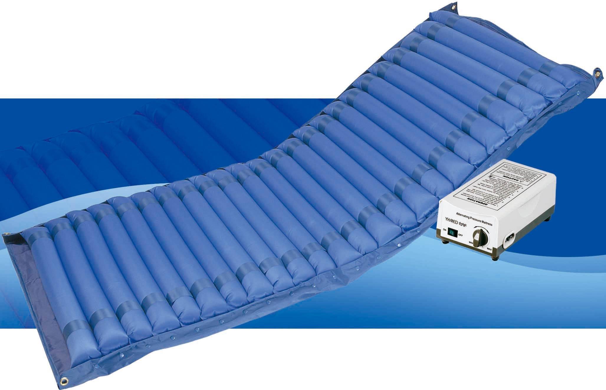 prevent pressure sores bed alternating air mattress hospital patients