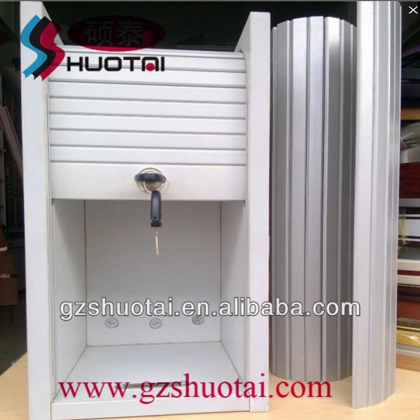 Plastic Roller Shutter For Kitchen Cabinet Buy Roller