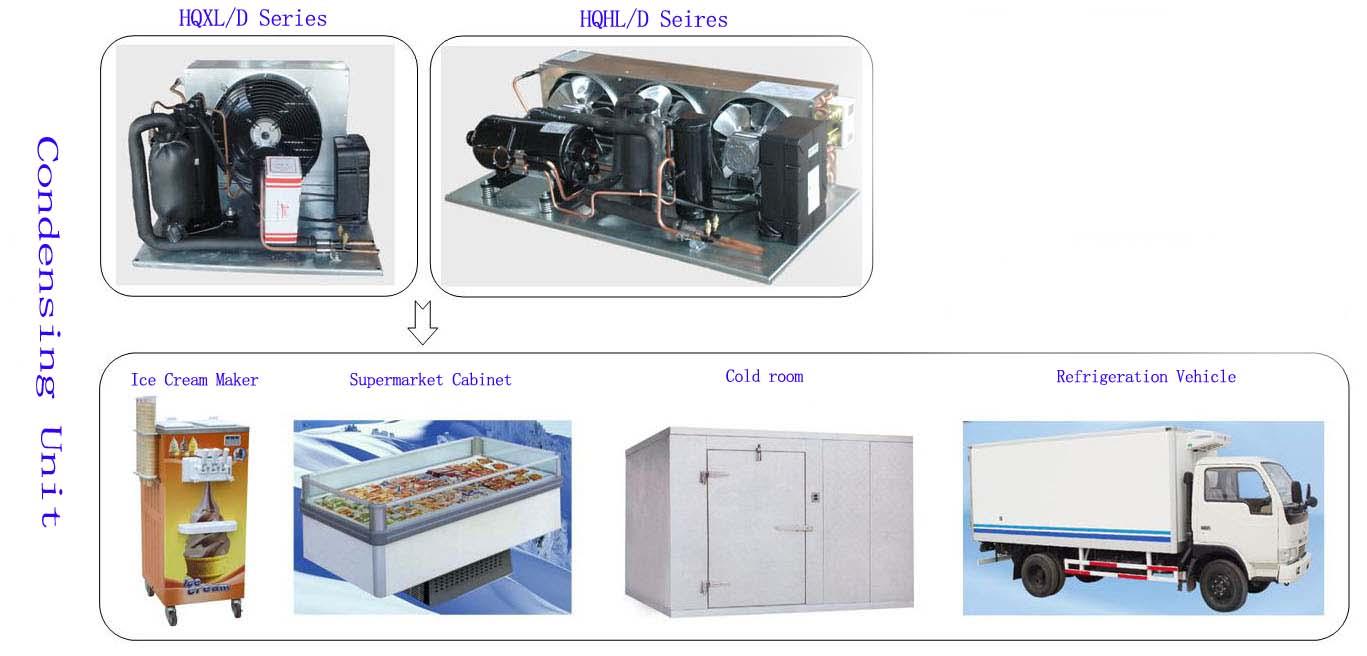 Boyard Commercial Deep Freezer For Cold Storage Chiller Compressor ...