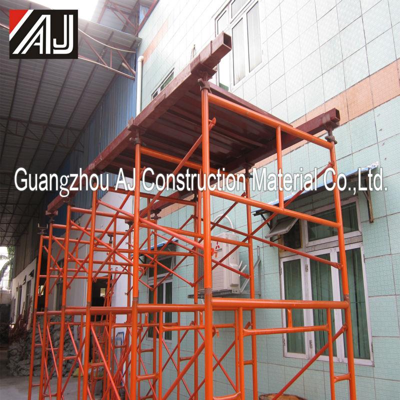 Good Price Hot Sale Steel Scaffolding Indonesia