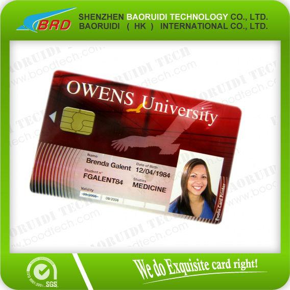 Id Card Design Sample Buy Employee Id Card Pvc Id Card