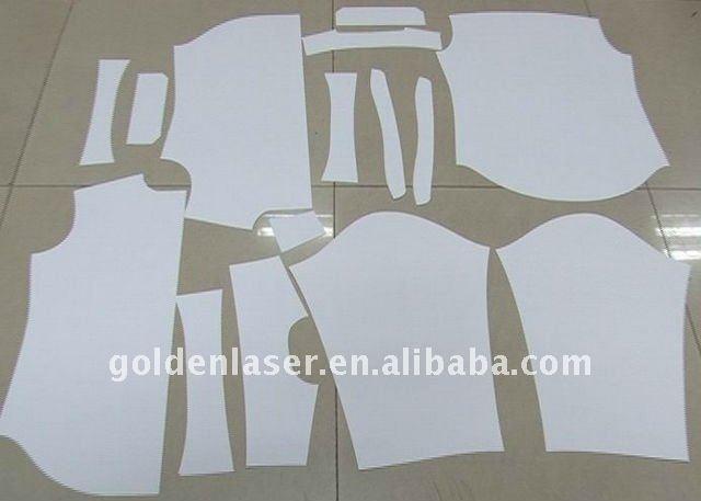 Garment Paper Pattern Making Machine Laser Cutter