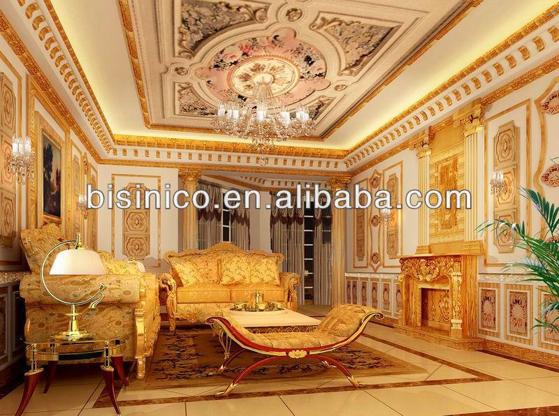 Luxury 3d interior design images for Classic hotel design