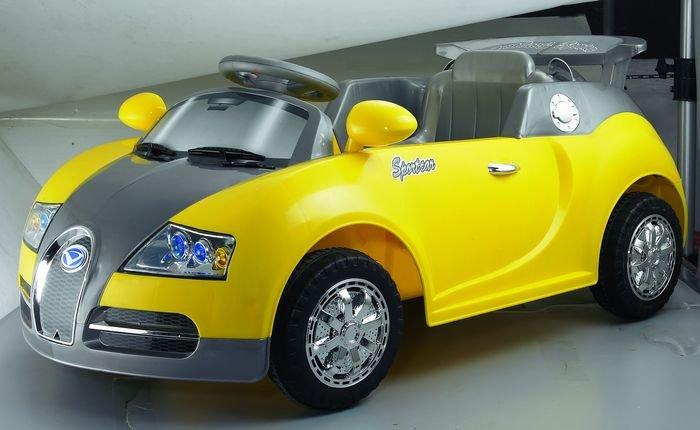 Rr-6878 Motor Baby Car