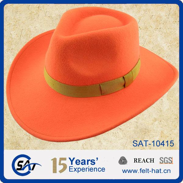 d181ed55b4d Stylish Wool Felt Hat Cowboy For Mens Hats - Buy Hat Cowboy