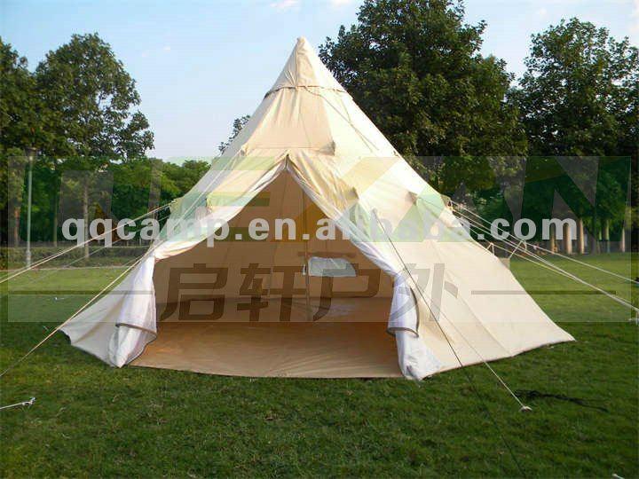Cotton canvas bell tent desert tent sale & Cotton canvas bell tent desert tent sale View desert tents sale ...