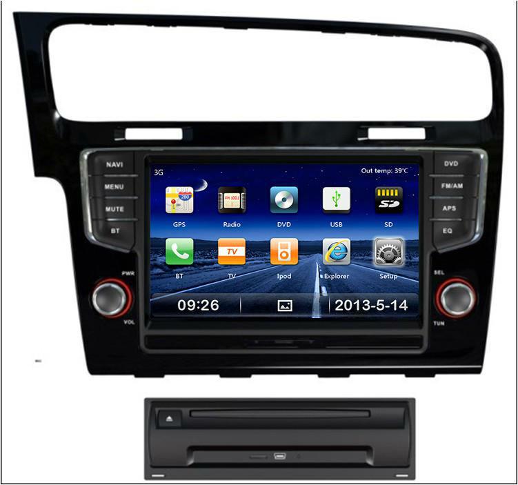 Big Discount Radio Dynavin Para VW Golf 7 Car Dvd Player