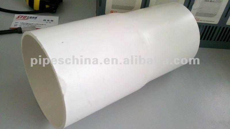 Pvc Large Diameter Plastic Drain Water Pipe Buy Large