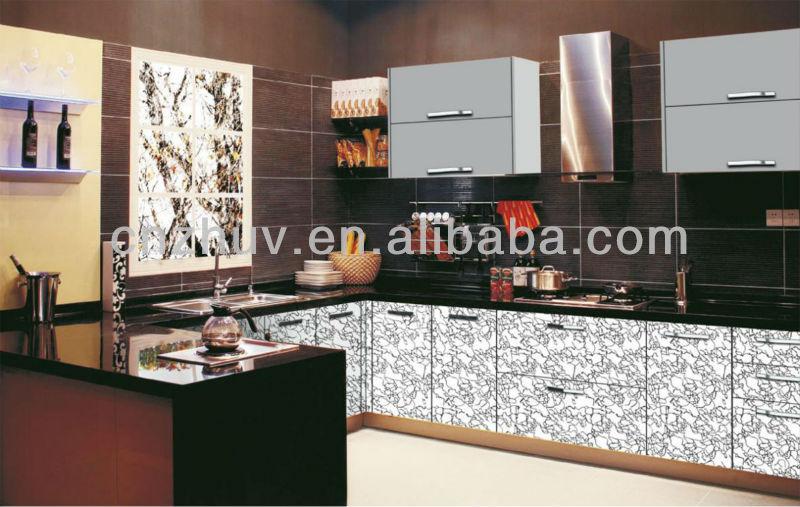 High Gloss Acrylic Mdf Laminate Kitchen Cabinet Doors