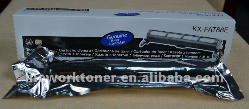 Compatible Panasonic Toner Cartridge Kx-fat88e For Kx-fl401/402 ...