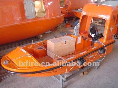 Kr Rigid Outboard Engine Rescue Boat 40r/sc45