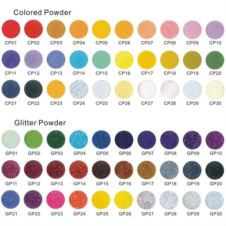 Acrylic Powder For Nail Art Tips Decoration