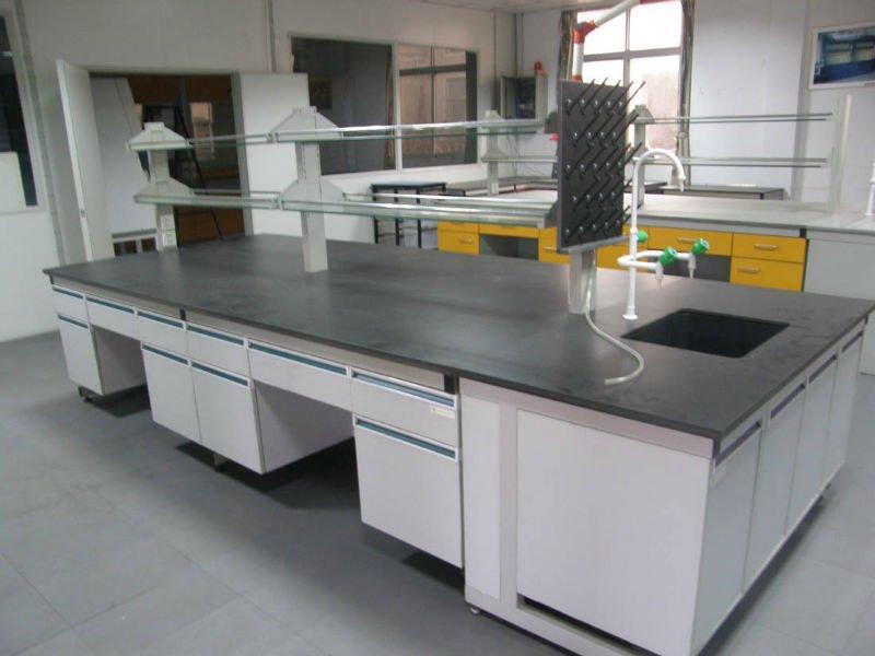 Lab Sink Cabinet/lab Furniture/laboratory Wet Bench - Buy Lab Sink ...