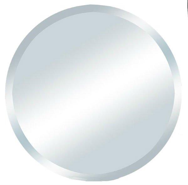 unframed borde biselado bathoom espejo de plata recubierta de vidrio flotado