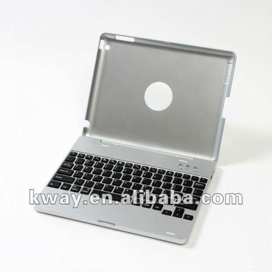Macbook Air Style Aluminium Bluetooth Wireless Keyboard Case For ...