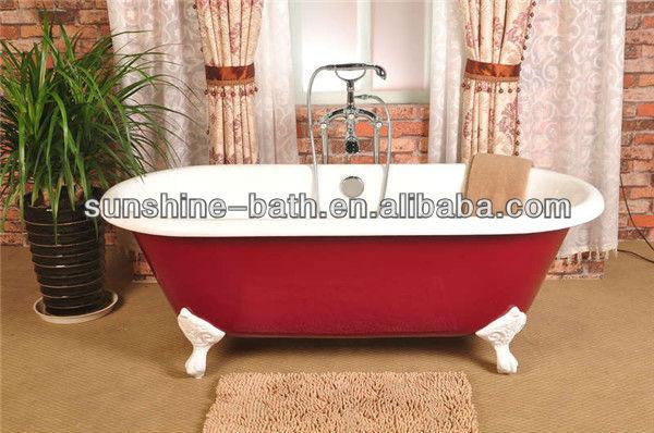 Cheap Porcelain Enamel Bathtub Claw Foot Baby Bath Tub Buy Claw