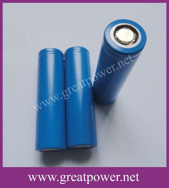 2200mah 18650 Lithium Battery View 18650 Lithium Battery