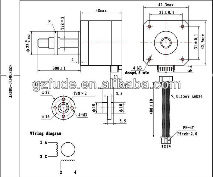 casun micro linear schrittmotor nema 17 12v linearantrieb