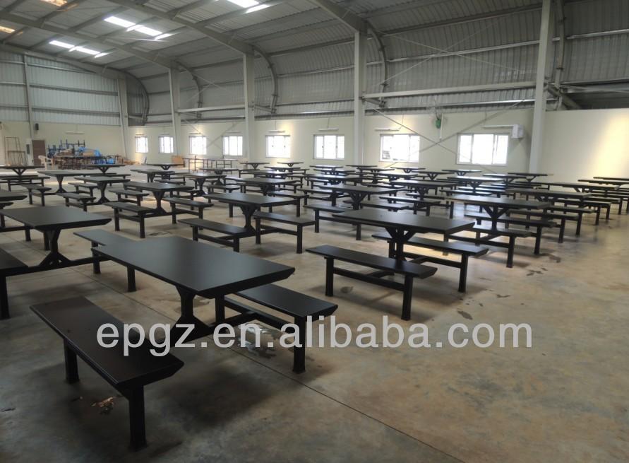 Como montar una mesa de comedor escolar casa dise o for Mesas comedor escolar