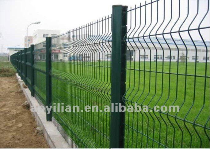 2x4 Green Vinyl Coated Welded Wire Mesh Fence Price Buy