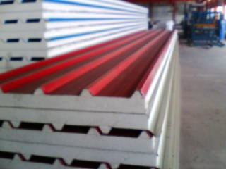 Prefab high quality metal roofing steel structure shed for high rise building
