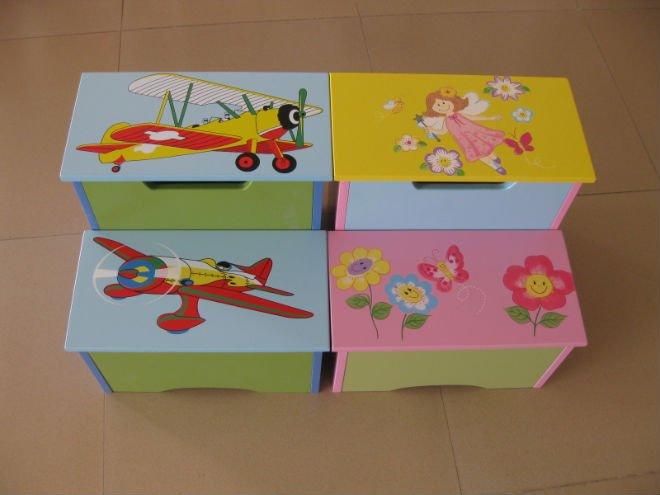 kids storage stool wooden kid step stool with case wooden kid furniture