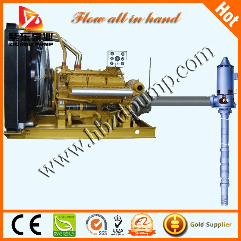 Diesel Engine Deep Well Vertical Turbine Pump Buy