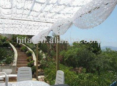 Sun shade net sunscreen net snow white camouflage net buy white camouflage - Toile tendu terrasse ...