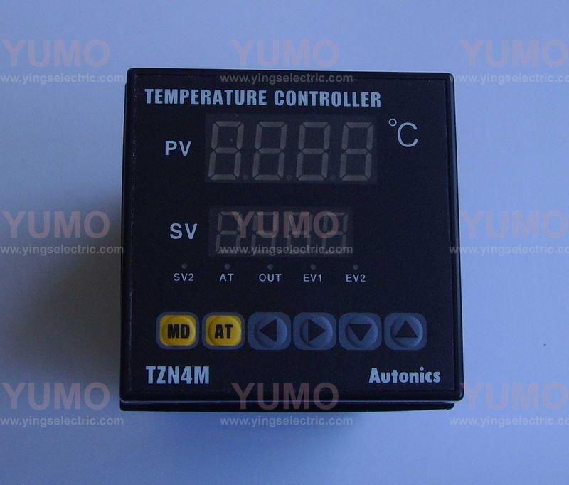 Autonics Dual Pid Auto Tuning Controller Temperature Controller ...
