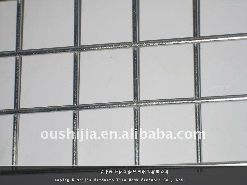 Galvanized Welded Wire Mesh Livestock Panel&welded Wire Mesh Fence ...