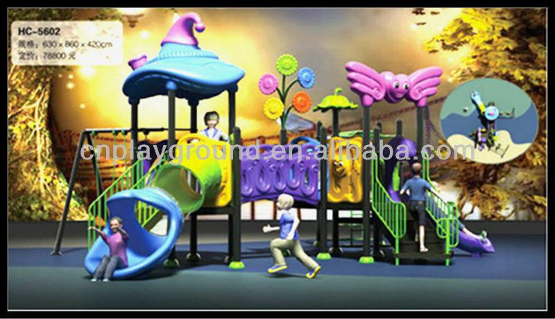 Lets GoModern Indoor Children Playground EquipmentHC 5602