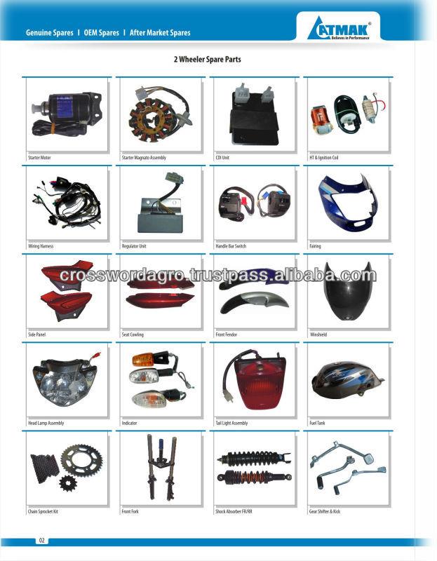 Bajaj pulsar 150 piezas de repuesto en la india buy for Piezas de repuesto