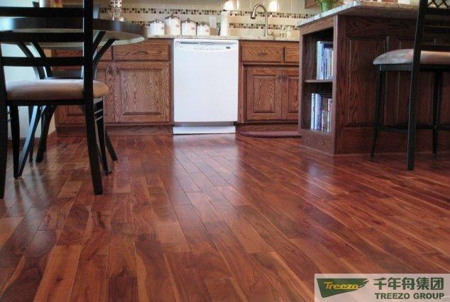 Natural Acacia Engineered Hardwood Flooring