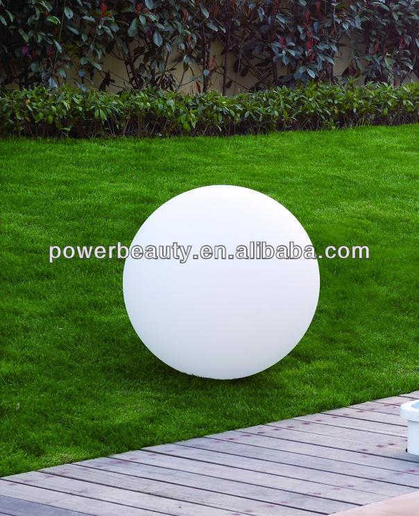 LED Outdoor Solar Light Garden Patio Lamp Light Ball Porch Globe Lighting
