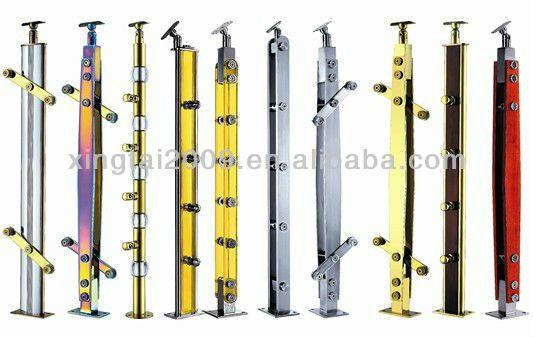 Stainless Steel Stair Pillar