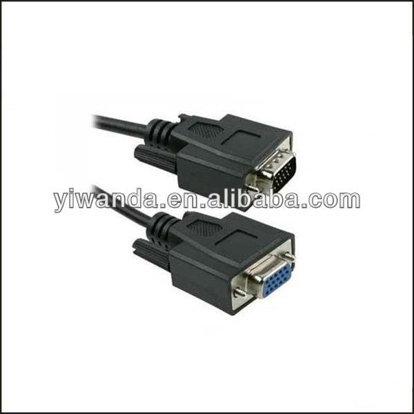 Parallel Zu Vga-kabel,9 Pin Vga Kabel/15-poligen D-sub-rgb Vga-kabel ...