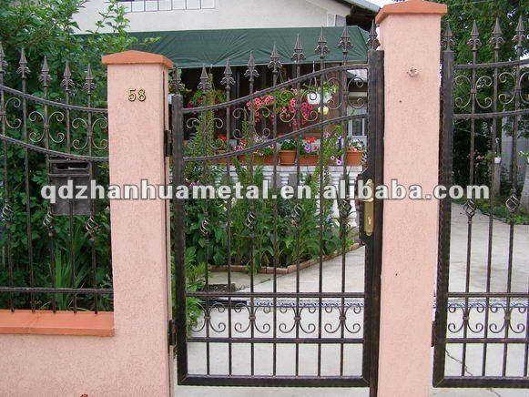 Metal House Gate Designs