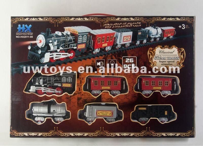 lectrique jouet train railway train de no l fente train buy lectrique train de no l train. Black Bedroom Furniture Sets. Home Design Ideas