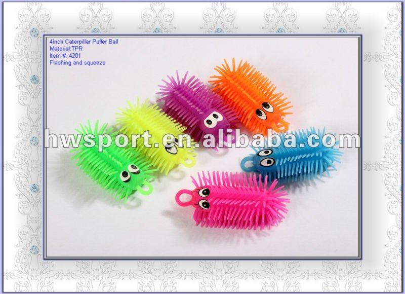 Squishy Worm Ball : 22inch Giant Worm Puffer Ball,Light Up Toy,Squishy Ball,Spiky Puffer Ball - Buy Giant Puffer ...