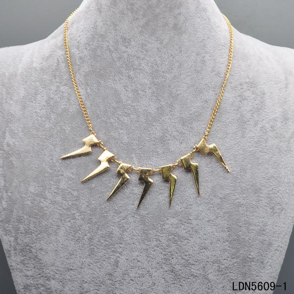 2014 China Wholesale Dubai Jewelry Fashion Gold Long Chain