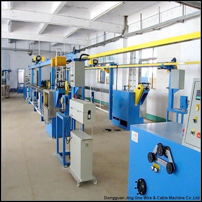 Dongguan Jing One Building Wire Sheathing Machine - Buy Wire ...