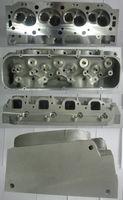 Gm 350 Late Chevy Engine Cylinder Head A/b 1967-79 #11951 - Buy Gm ...